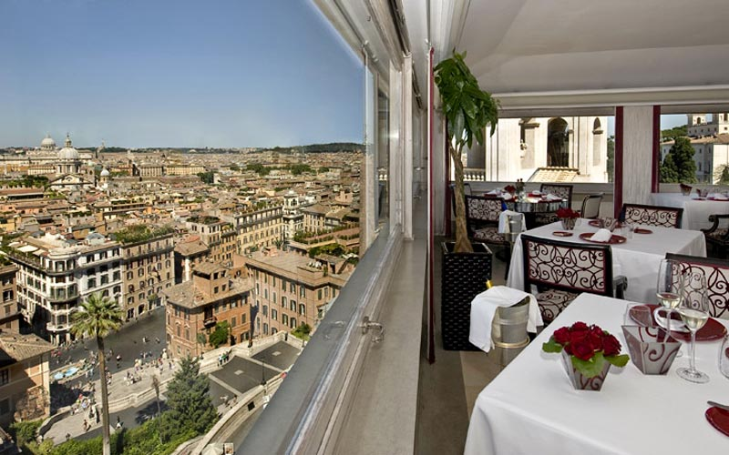 Hotel Hassler Roma - Roma and 38 handpicked hotels in the area