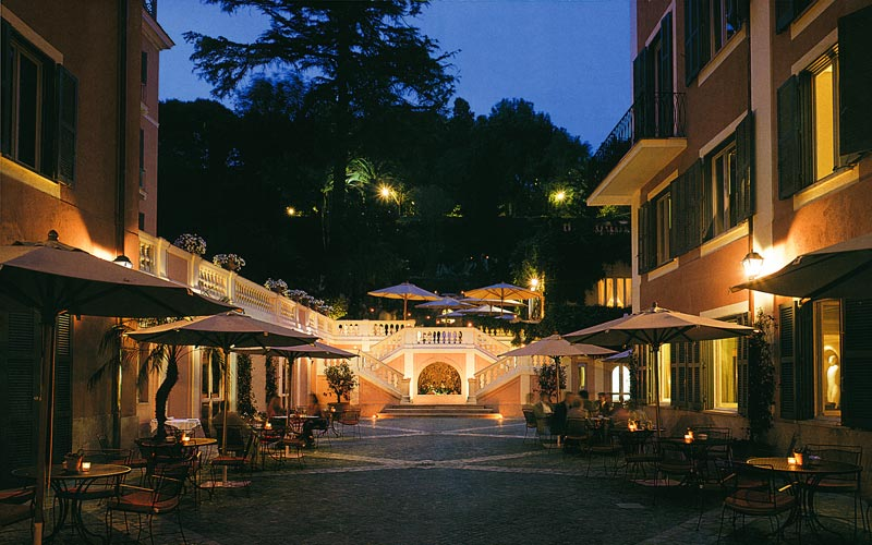 Hotel De Russie Roma And 38 Handpicked Hotels In The Area