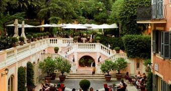 Hotel De Russie Roma Via Veneto hotels