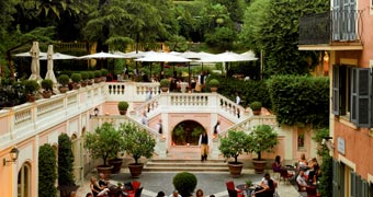 Hotel De Russie Roma Piazza di Spagna hotels