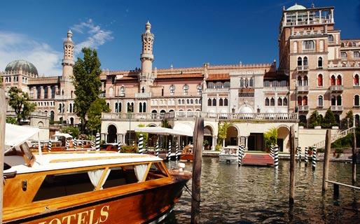 Hotel Excelsior Hotel 5 stelle Venezia Lido