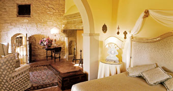 Il Falconiere Cortona Arezzo hotels