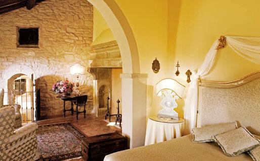 Relais il Falconiere 4 Star Hotels Cortona