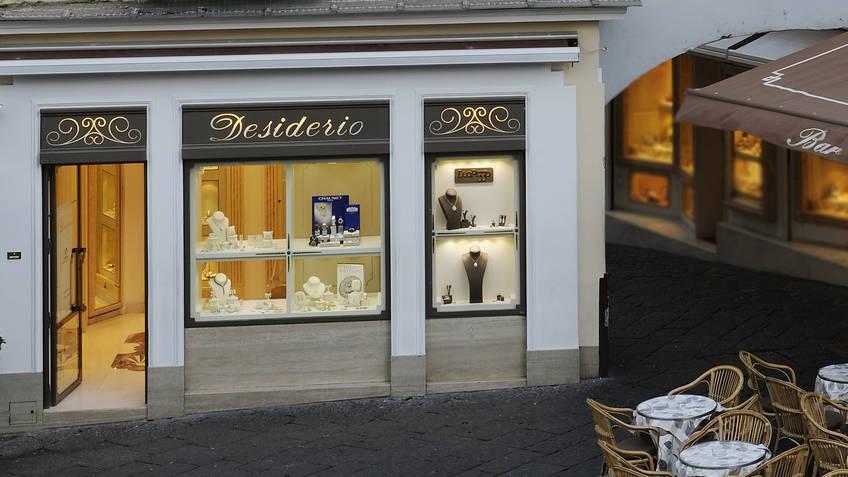 Desiderio Gioielli Jewellers Capri