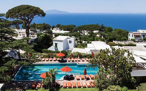 Capri Palace Hotel-Spa Hotel 5 Stelle Lusso Anacapri