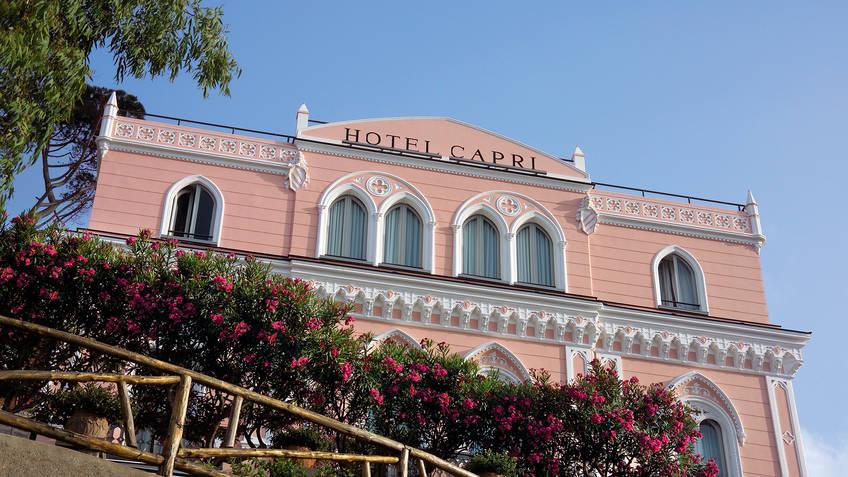 Hotel Capri 4 Star Hotels Capri