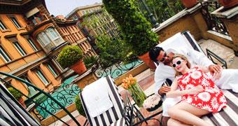 Hotel Majestic Roma Piazza del Popolo hotels