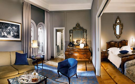 Grand Hotel et De Milan 5 Star Luxury Hotels Milano