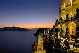 Hotel Caesar Augustus - Honeymoon with a view - 4 nights in paradise