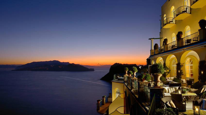 Hotel Caesar Augustus 5 Star Hotels Anacapri