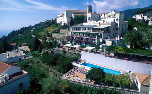 Hotel Rufolo 4 Star Hotels Ravello