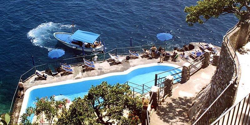 Hotel  Stelle Costiera Amalfitana Sul Mare