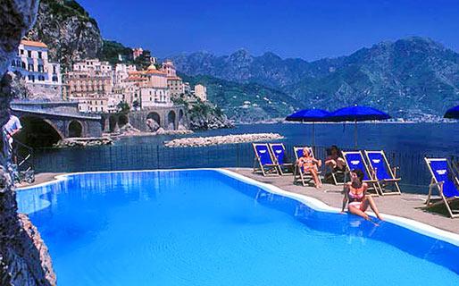 Hotel Luna Convento 4 Star Hotels Amalfi