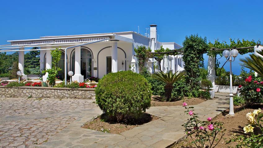 Hotel Bellavista 3 Star Hotels Anacapri