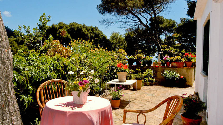 Parco Augusto Bed & Breakfast Capri