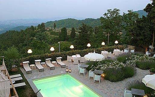 Villa Sassolini Residenze d'Epoca Moncioni