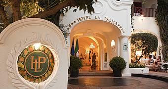 Hotel La Palma Capri Certosa di San Giacomo hotels