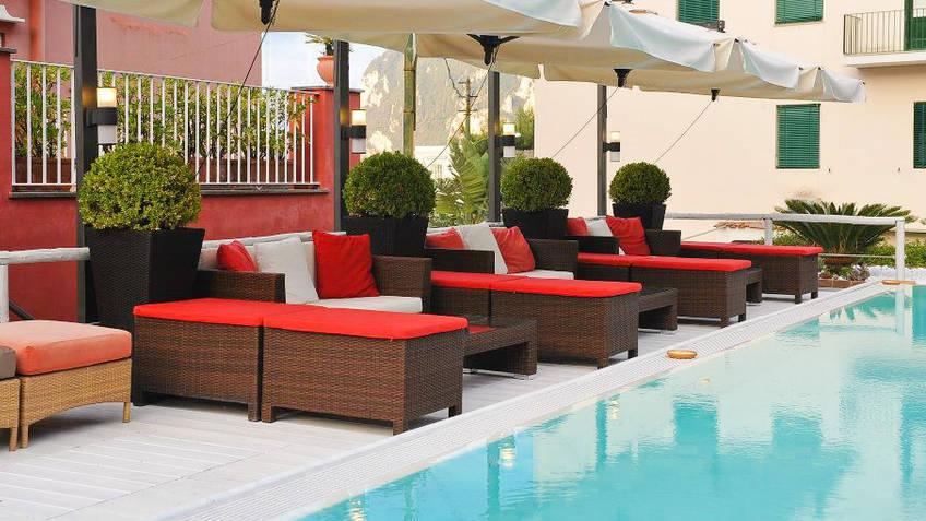 Hotel Bristol Hotel 3 estrelas Capri