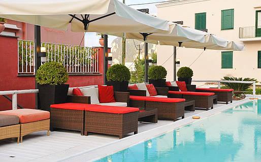 Bristol Hotel 3 Stelle Capri
