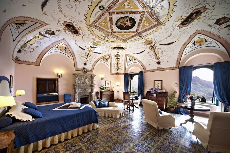 Hotel Villa Cimbrone Ravello Prices And Availability