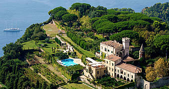 Hotel Villa Cimbrone Ravello Minori hotels