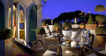 Hotel Splendide Royal Roma Piazza del Popolo hotels
