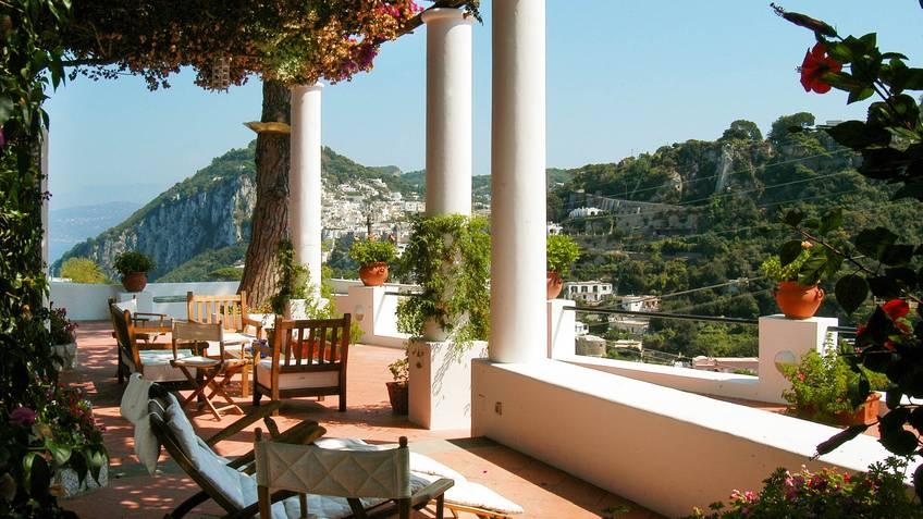 Due Golfi Case e Appartamenti Capri