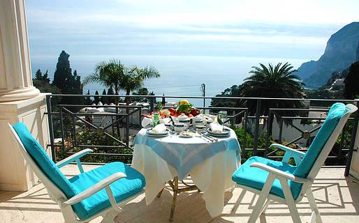 La Certosella 3 Star Hotels Capri