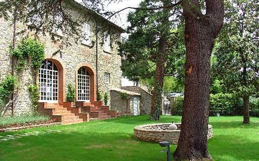 Villa Cassia di Baccano Residenze di Campagna San Giustino Valdarno