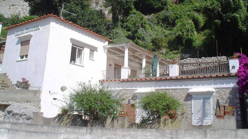 Villa Palomba Guest House Capri