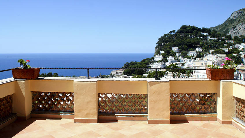 Villa Helios Hotel 3 Stelle Capri