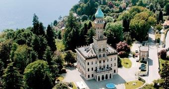 Villa Crespi Orta San Giulio Stresa hotels