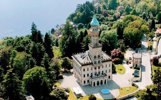Villa Crespi Hotel 4 Stelle Orta San Giulio