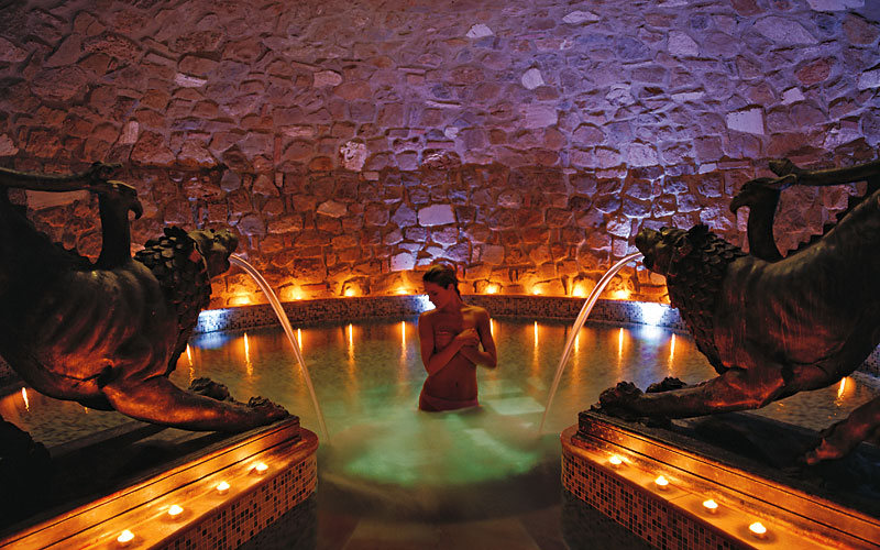 Adler Thermae Hotel San Quirico D Orcia