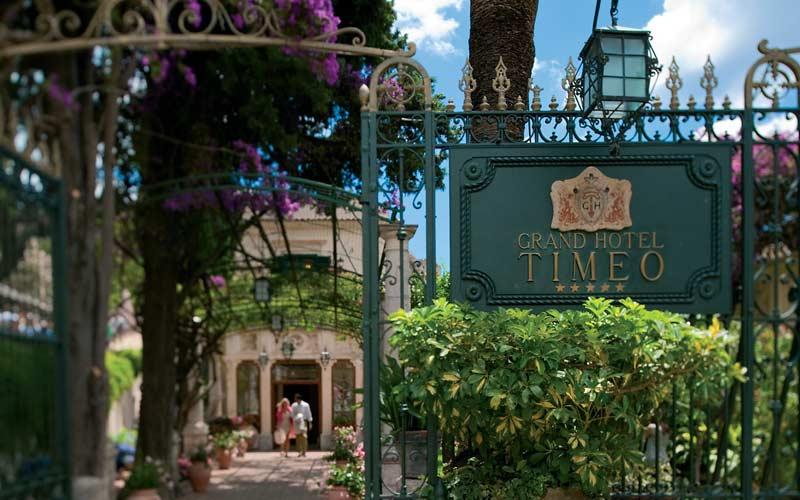 Belmond Grand Hotel Timeo Hotel Taormina