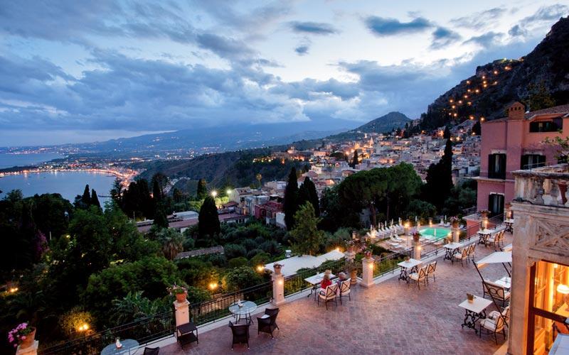 Hotel Royal Catania Sicile
