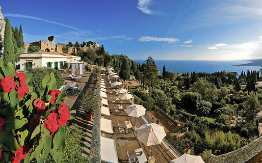 Belmond Grand Hotel Timeo 5 Star Luxury Hotels Taormina
