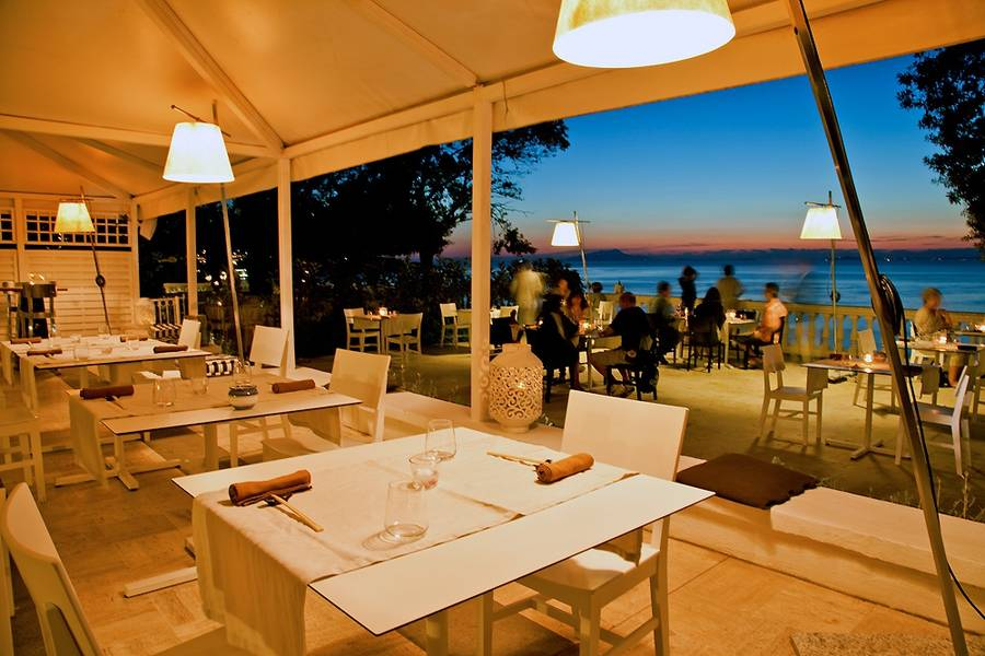 The Garden Restaurant Sorrento