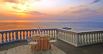 Grand Hotel Cocumella Sorrento Procida hotels