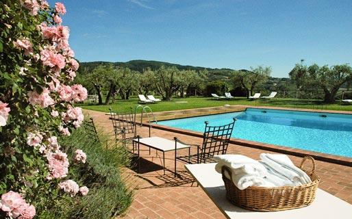 Le Tre Vaselle Hotel 5 stelle Torgiano