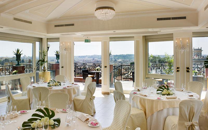 Grand Hotel Baglioni Roma