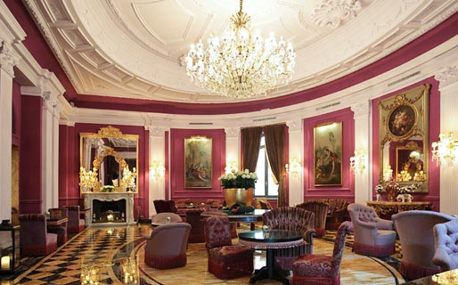 Regina Baglioni 5 Star Luxury Hotels Roma