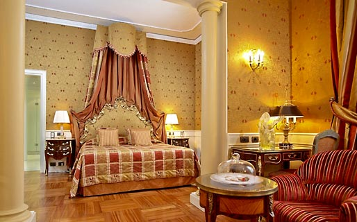 "Grand Hotel Majestic ""Già Baglioni"" 5 Star Luxury Hotels Bologna"
