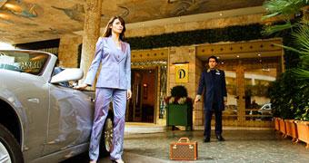 The Duke Hotel Roma Rome hotels