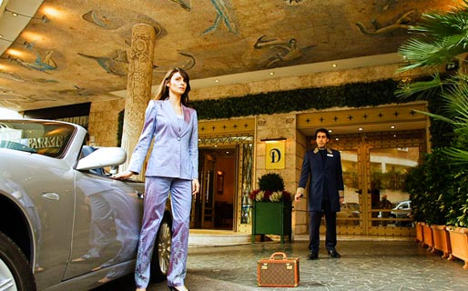 The Duke Hotel 4 Star Hotels Roma