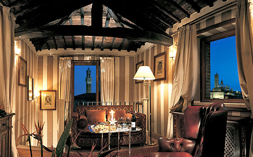 Grand Hotel Continental Hotel 5 stelle Siena