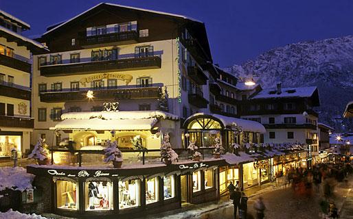 Hotel Ancora Hotel 4 Stelle Cortina d'Ampezzo