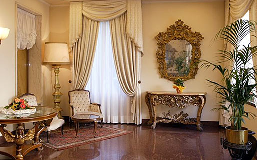 Grand Hotel & La Pace 5 Star Hotels Montecatini Terme