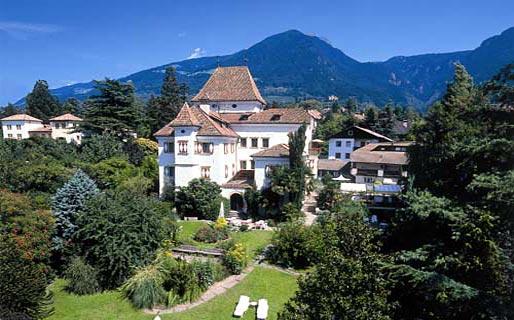 Castel Rundegg Hotel 4 Stelle Merano