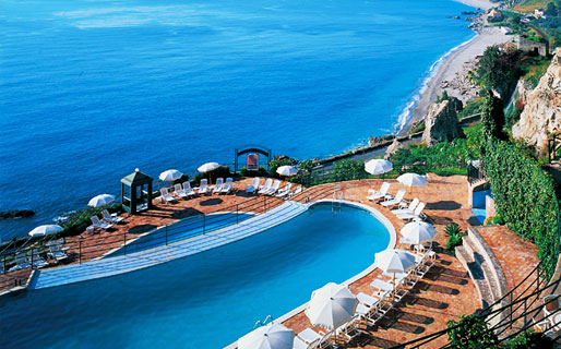 Hotel Baia Taormina Hotel 4 Stelle Marina d'Agr�